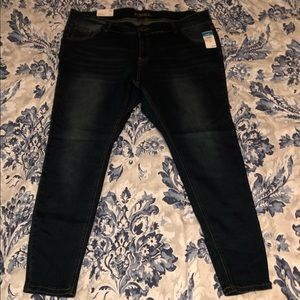 NWT Rue21 Plus Mid Rise Jegging